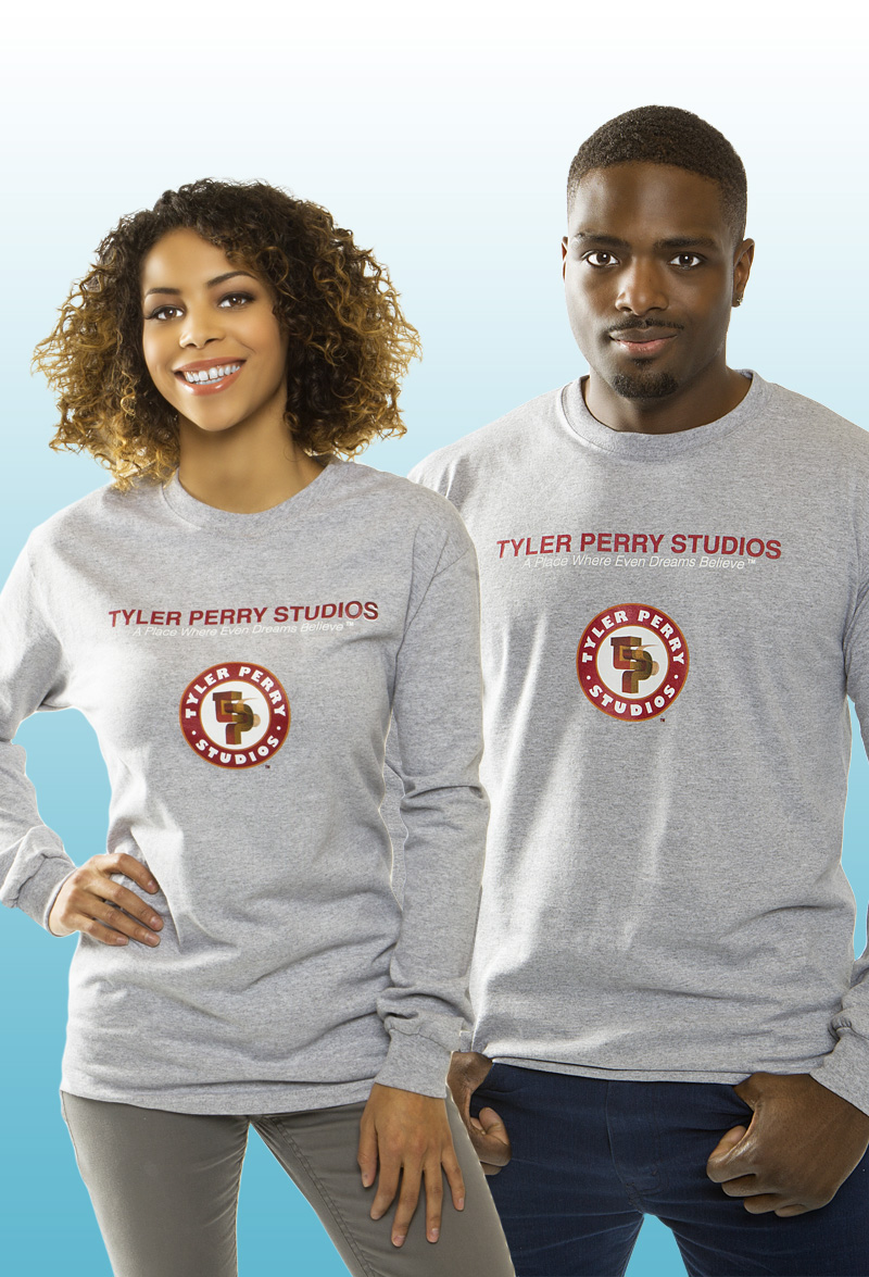 Tyler Perry Studios Long Sleeve Tee