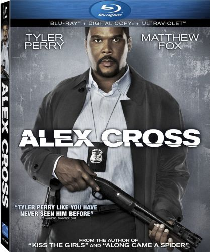 BluRay: Movie -Alex Cross
