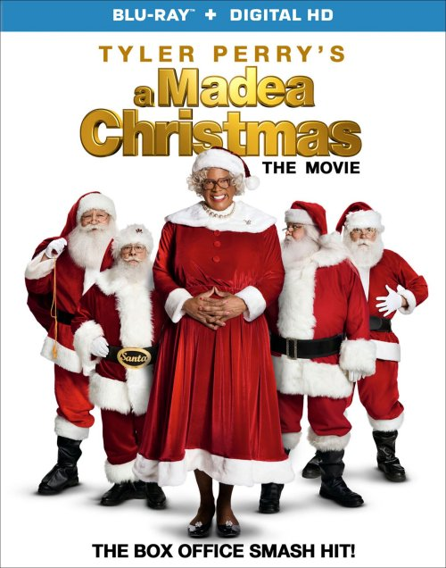 BluRay: Movie -A Madea's Christmas