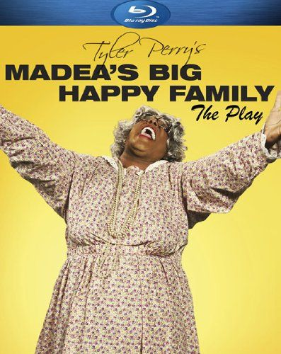 BluRay: Play -Madea's Big Happy Family