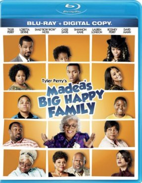 BluRay: Movie -Madea's Big Happy Family
