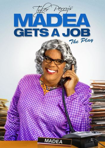 DVD: Play -Madea Gets A Job (2013)