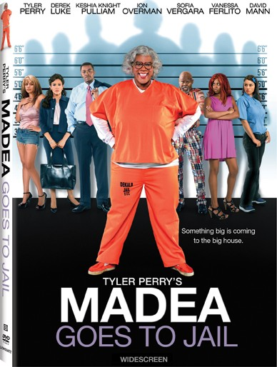 DVD: Movie -Madea Goes to Jail