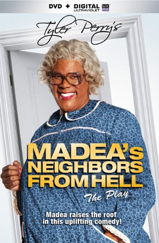 DVD: Play -Madea's Neighbors from Hell (2014)