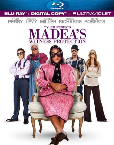 BluRay: Movie -Madea's Witness Protection