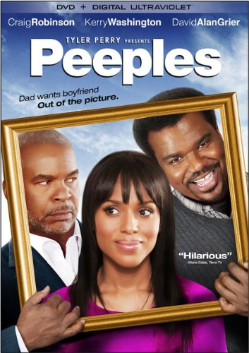 DVD: Movie -Peeples