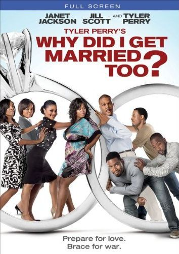 DVD: Movie -Why Did I Get Married Too?
