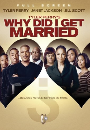 DVD: Movie -Why Did I Get Married?