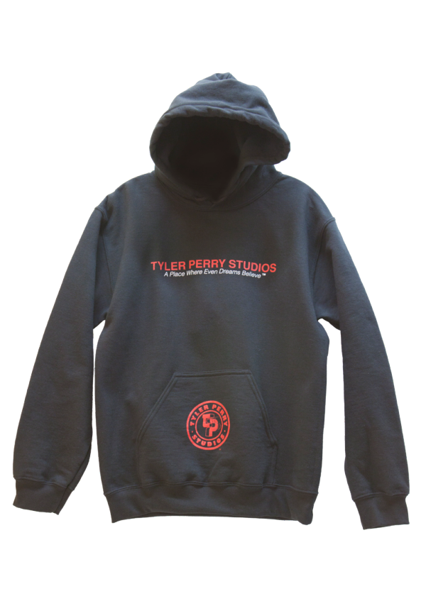 Tyler Perry Studios Hooded Sweat Shirt