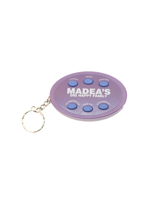 Talking Key Chain - Madea's Big Happy Family