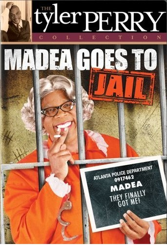 DVD: Play -Madea Goes To Jail (2006)