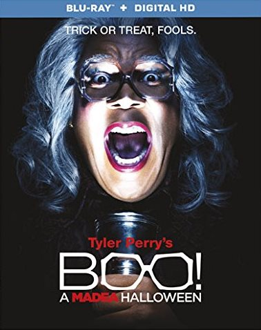 BluRay: Movie - Boo! A Madea Halloween