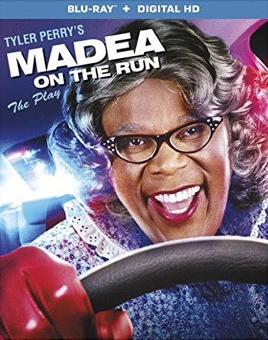 BluRay: Play -Madea on the Run