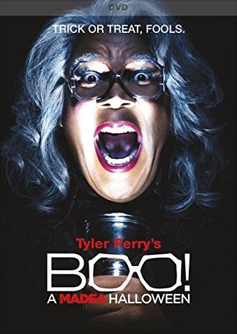 DVD: Movie -Boo! A Madea Halloween