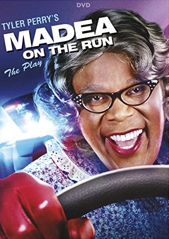 DVD: Play - Madea on the Run
