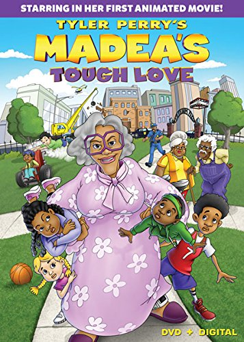 DVD: Animated Movie - Madeas Tough Love