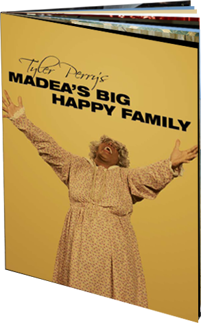 Book - Madeas Big Happy Family