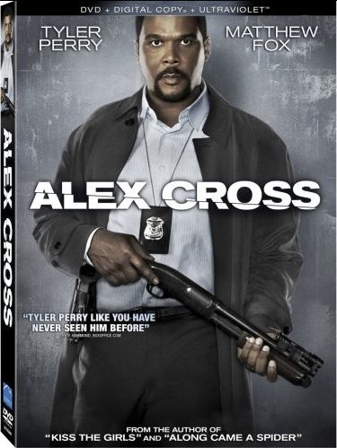 DVD: Movie -Alex Cross