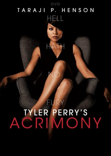 DVD: Movie -Acrimony