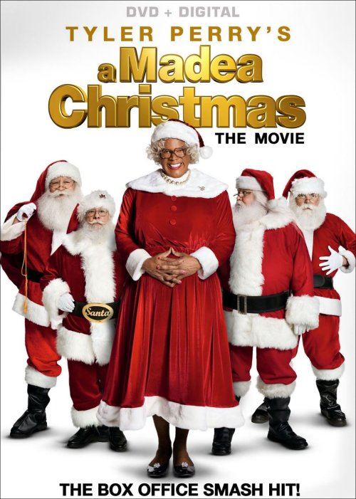 DVD: Movie -A Madeas Christmas