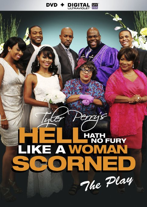 DVD: Play -Hell Hath No Fury Like a Woman Scorned (2014)