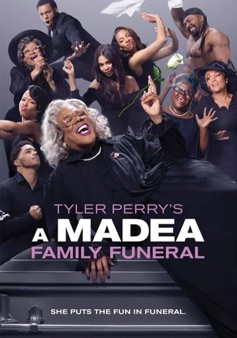 DVD: Movie -Madea's Family Funeral