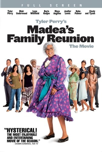 DVD: Movie -Madea's Family Reunion