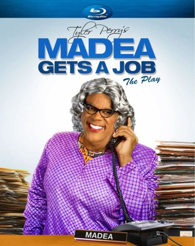 BluRay: Play -Madea Gets A Job
