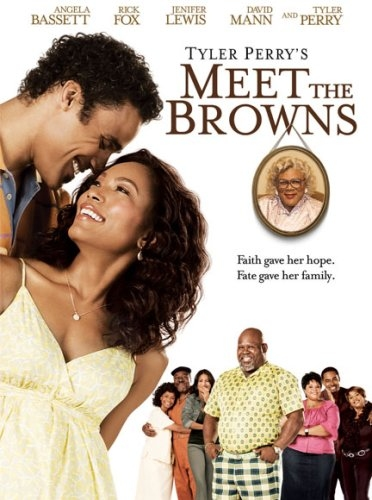 DVD: Movie -Meet The Browns