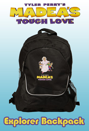 Madea's Tough Love: Back Pack