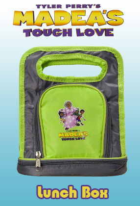 Madea's Tough Love: Lunch Box