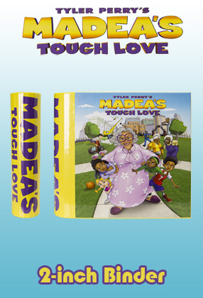Madea's Tough Love: 2-inch Binder