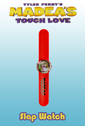 Madea's Tough Love: Slap Watch
