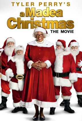 DVD: A Madea's Christman - The Movie