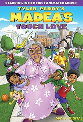 Madea's Tough Love - Animated Movie on DVD