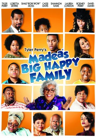 DVD: Movie -Madea's Big Happy Family